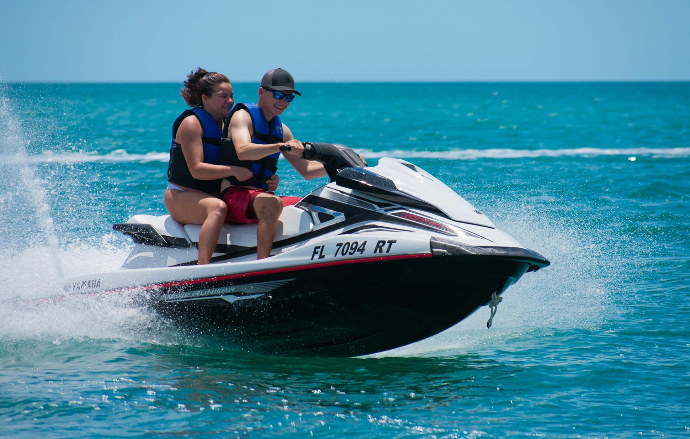 Guided WaveRunner Tour Estero Bay Preserve 2